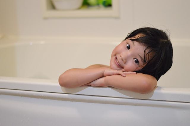 お風呂で英会話