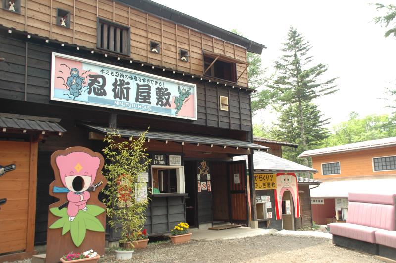 チビッ子忍者村