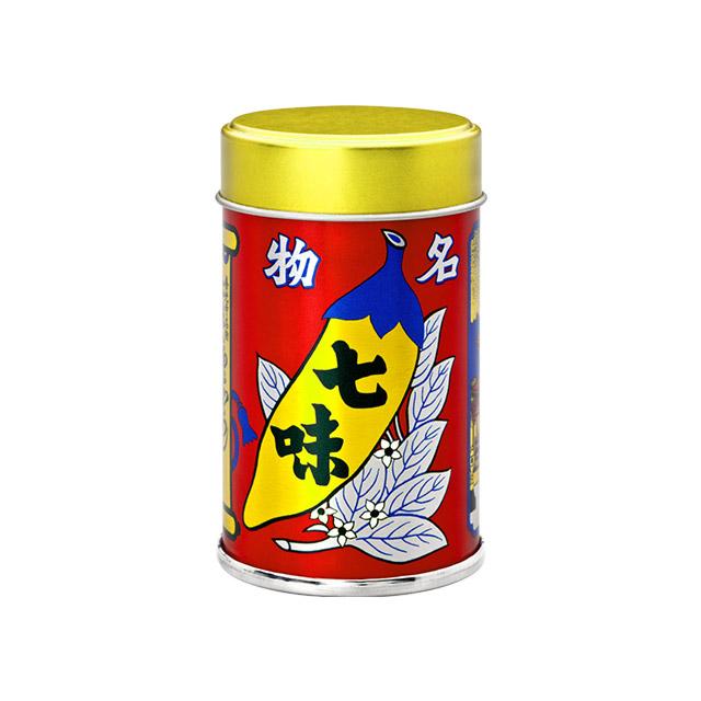 「八幡屋礒五郎」の七味唐辛子