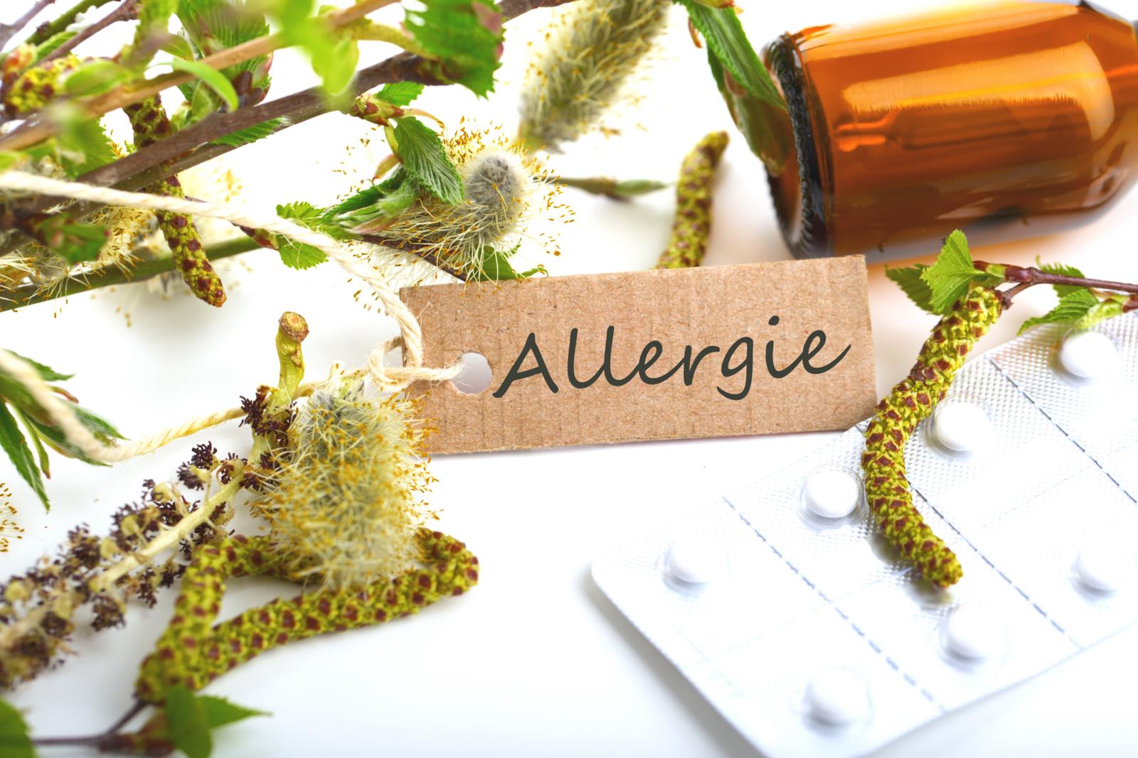 アレルギーを英語で言うと?