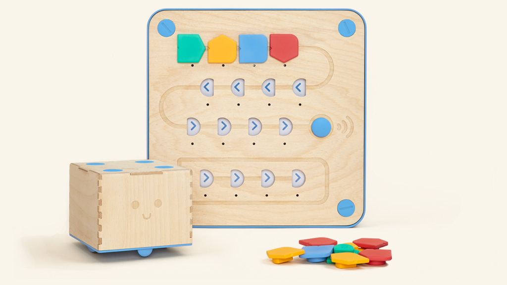 プログラミング教育に対応!遊びながら学べるかわいい学習ロボット