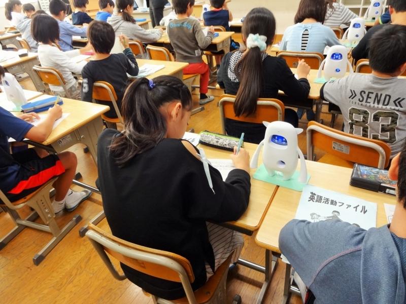戸田市立戸田第二小学校のMusio活用授業