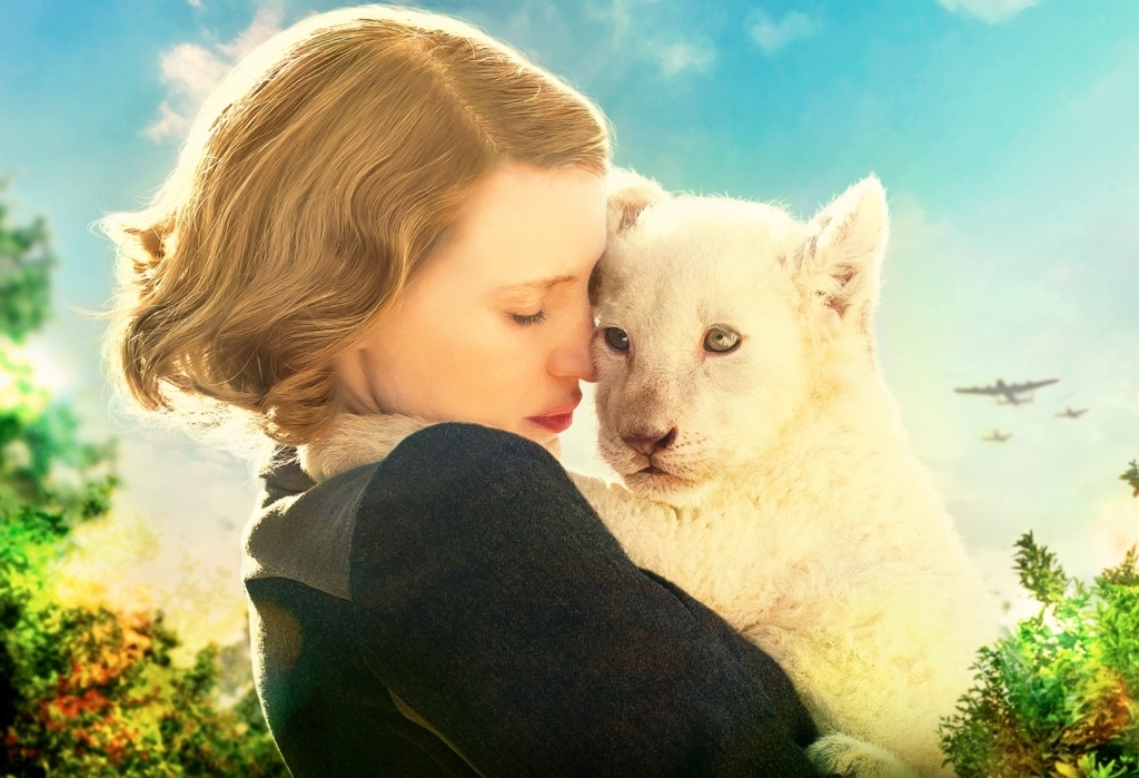 映画『ユダヤ人を救った動物園~アントニーナが愛した命~』の内容とあらすじ