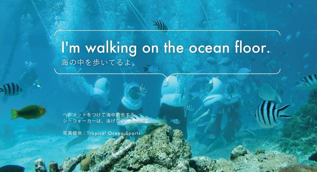 『英語でハワイ Awesome Hawaii』オプショナルツアーで使える英語表現