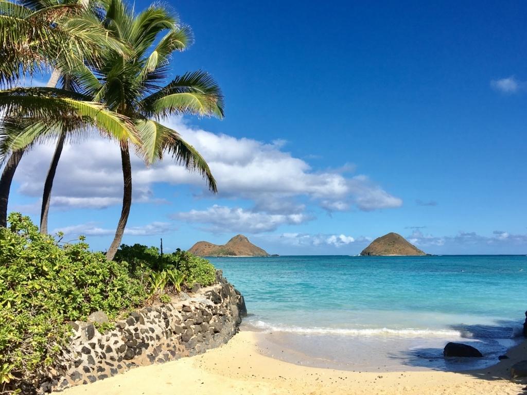 ビーチの美しさを英語で投稿
