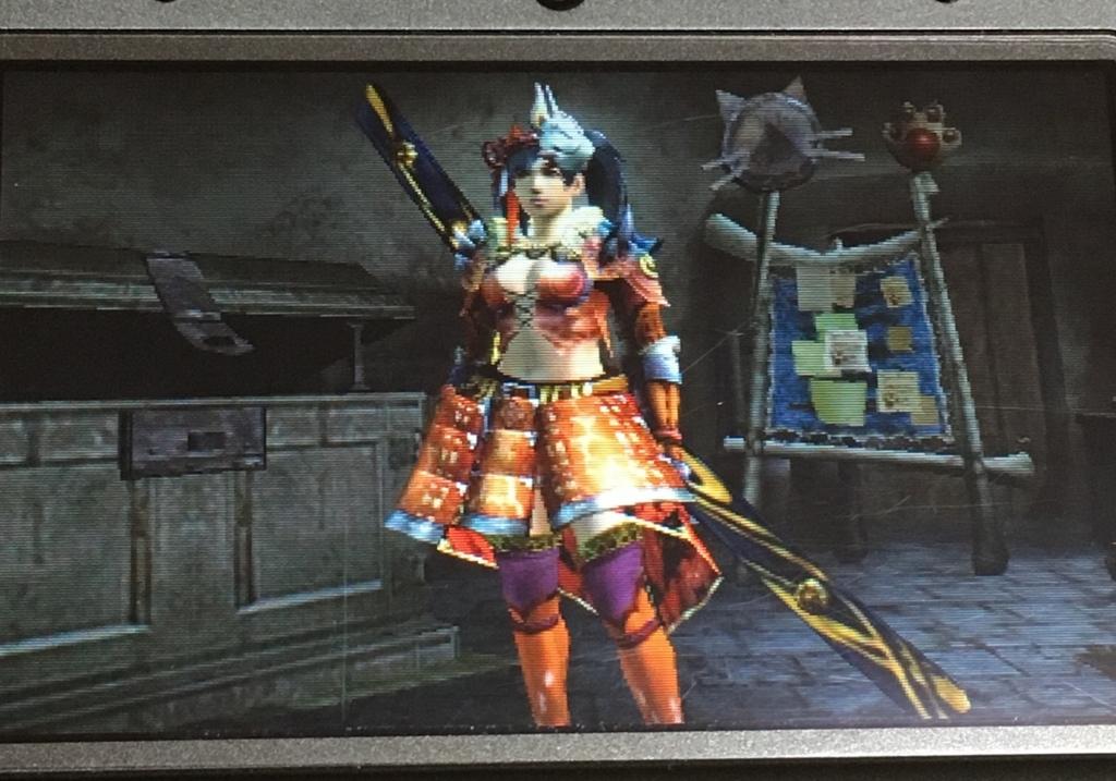 ナルガ モンハン 太刀 xx