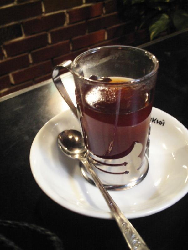 ロゴスキーのロシア紅茶