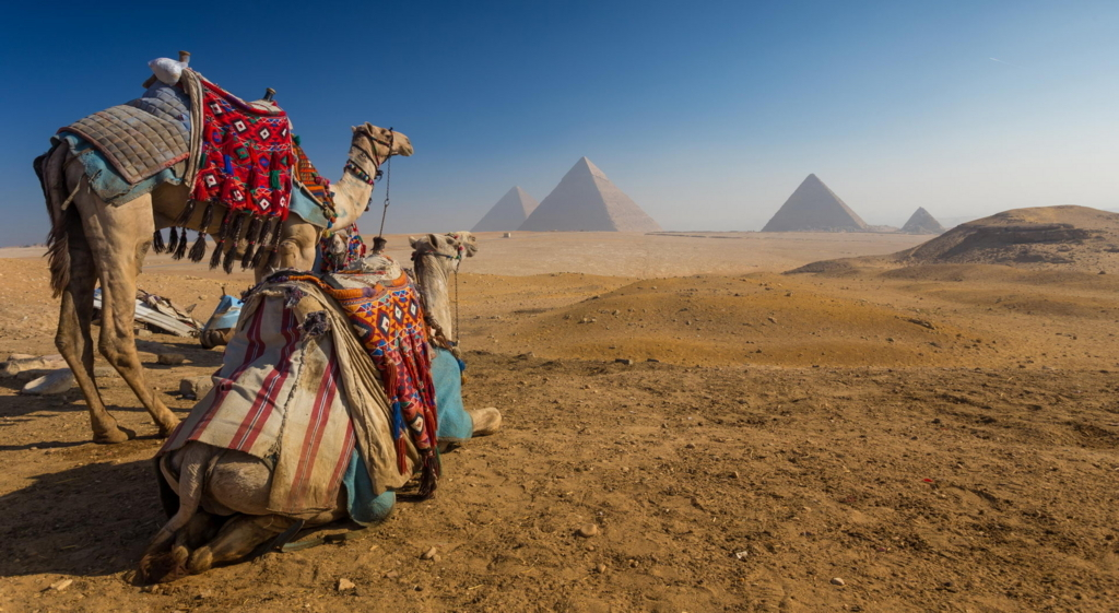 Giza Pyramids The most Historical place in Egypt