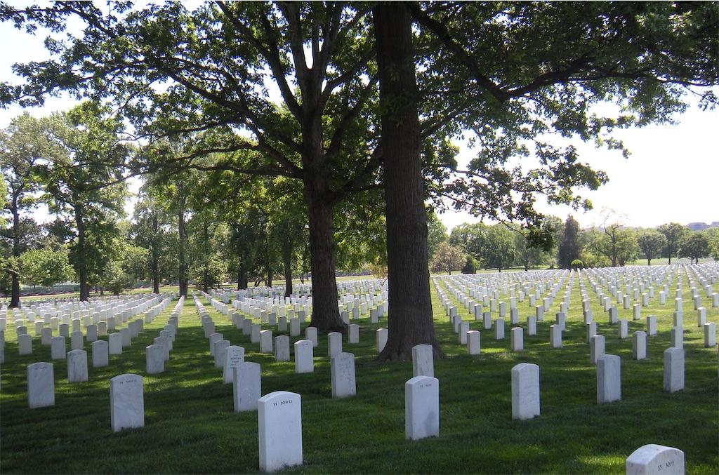 ワシントンDC旅行記; アーリントン国立墓地、ホワイトハウス、FBI本部 ...