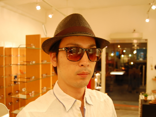 OLIVER PEOPLES  DBS-J   CCVT_かけてみた