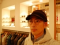 OLIVER PEOPLES Hartford CV AG-S_かけてみた