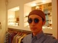 OLIVER PEOPLES OP-10  T AG_かけてみた