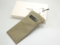 DIFFUSER COTTON  CANVAD  SOFT  EYEWEAR  CASE/ KHAKI&BLACK  LEATHER