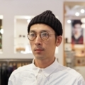 OLIVER PEOPLES MP-3 XL G/DM2_かけてみた