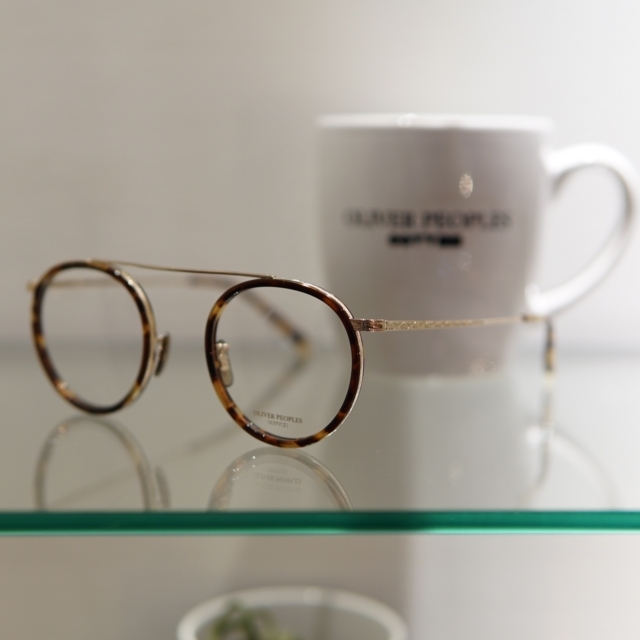 OLIVER PEOPLES MP-3 XL G/DM2
