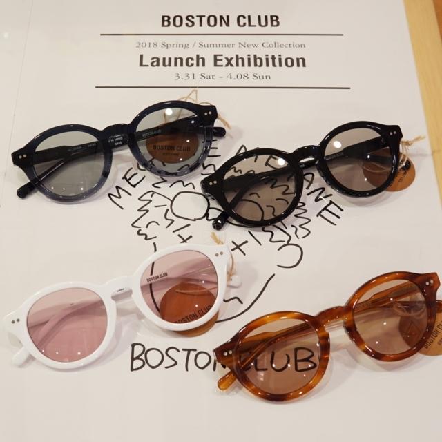 BOSTON CLUB CHAS SG