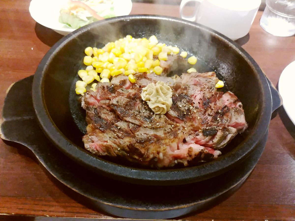 いきなりステーキはワイルドステーキがお得!