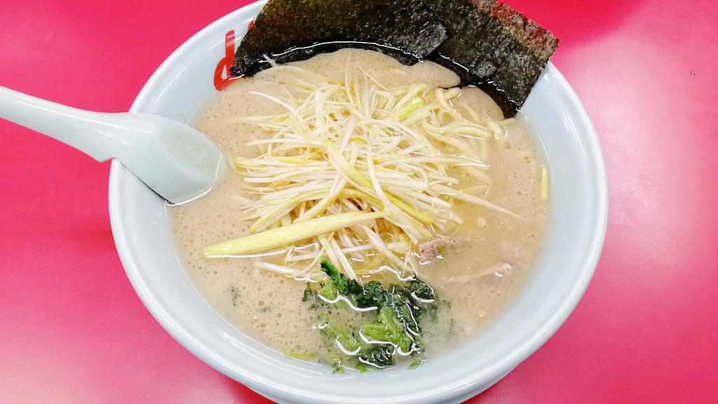 山岡家は醤油ネギラーメンが一番美味い!