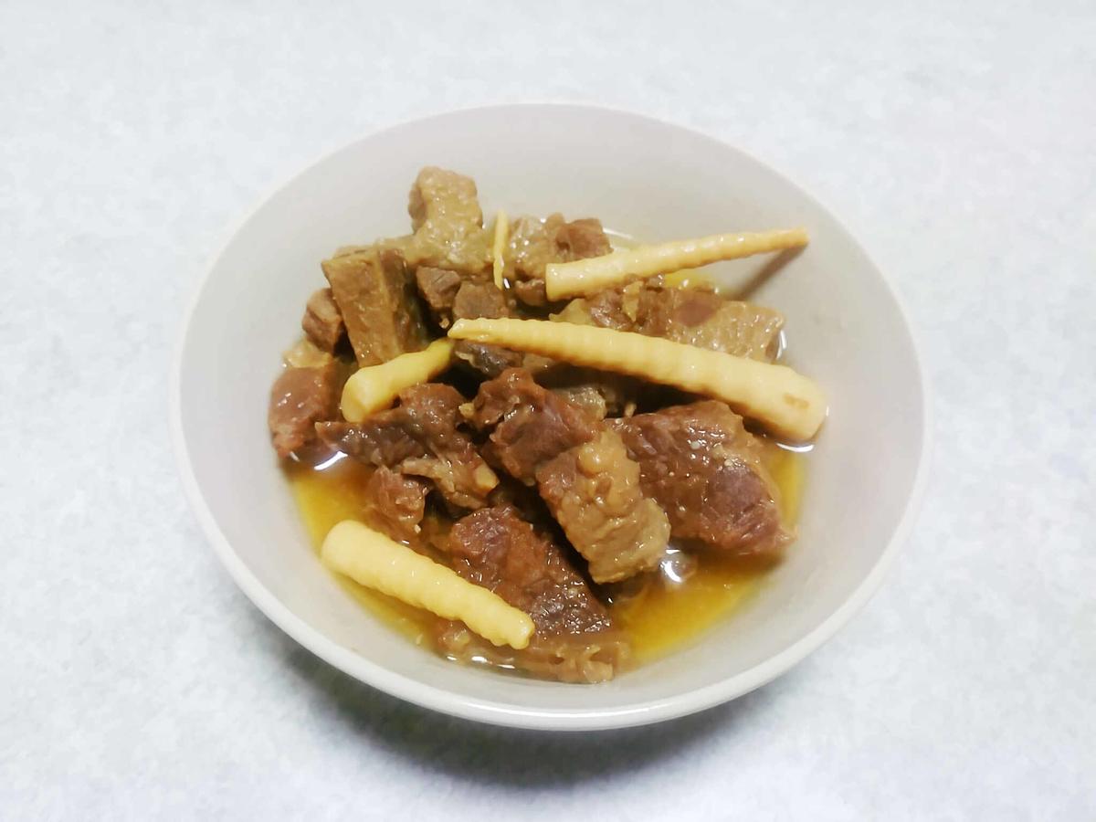 美味しくて健康にも良い馬肉煮込みのレシピです!