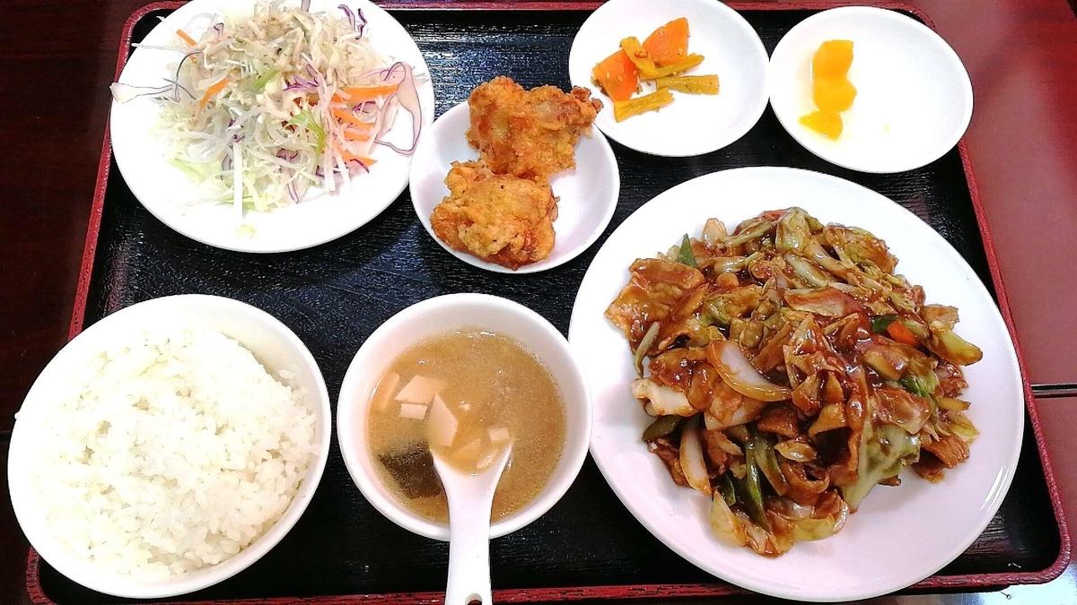 横手の台湾料理屋「美味鮮」のランチは安くて超美味しい!