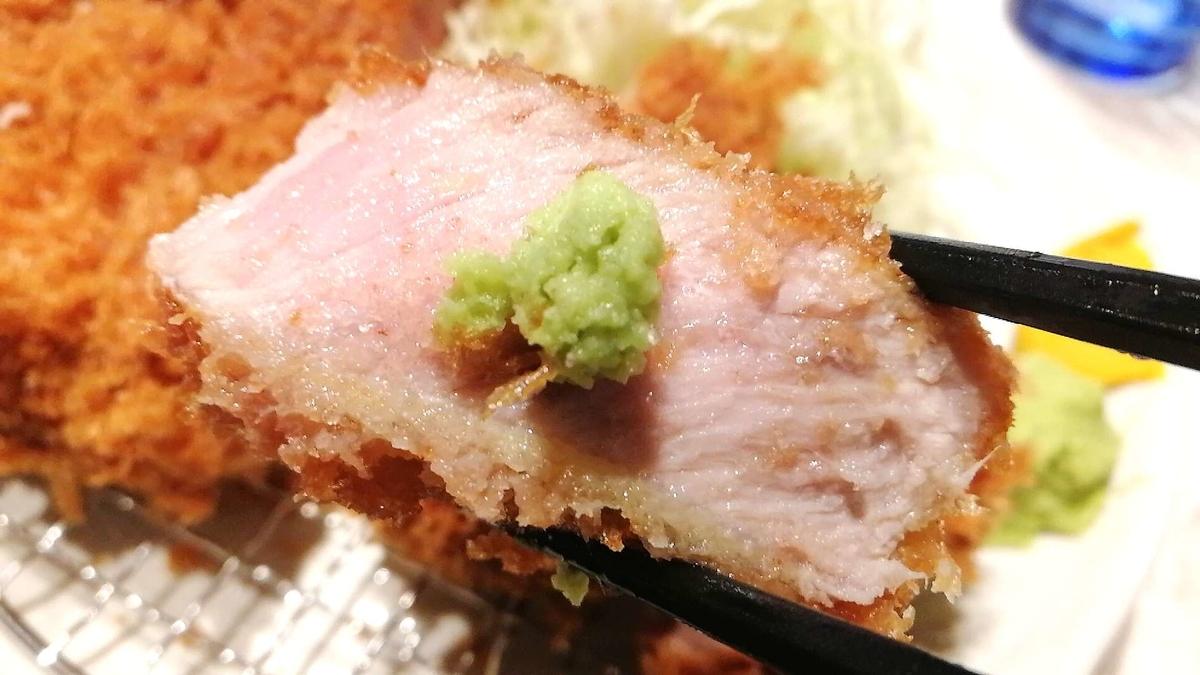 トンカツ丸山吉平は林SPF豚を使用で安心安全の品質!