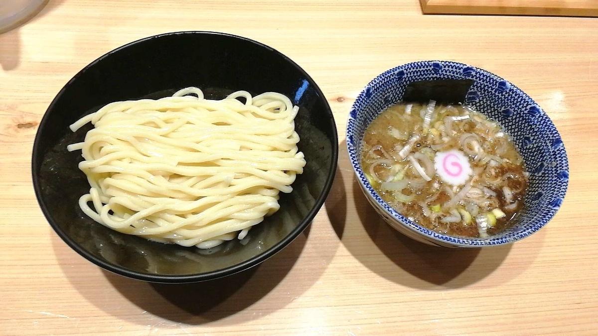 川越市「頑者」 つけ麺並は900円!