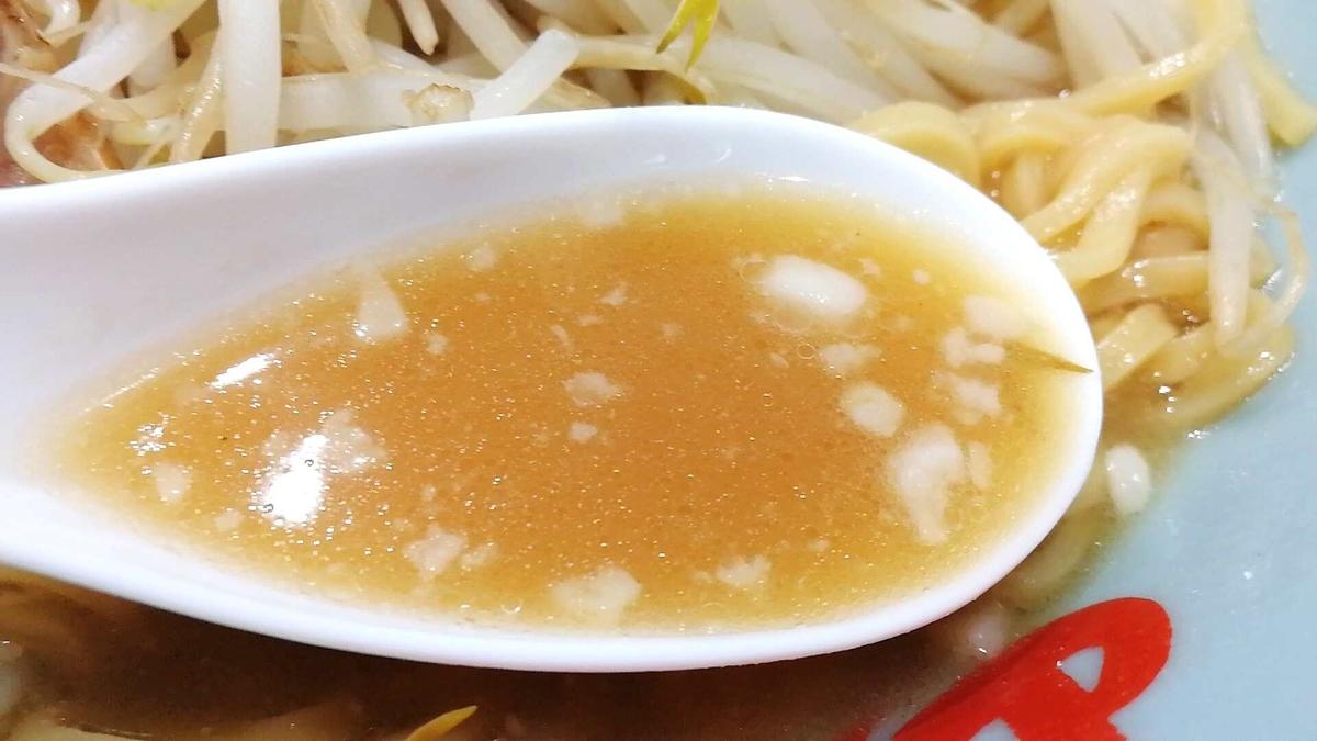 二郎系インスタント袋麺「豚園」の下品なスープを満喫!