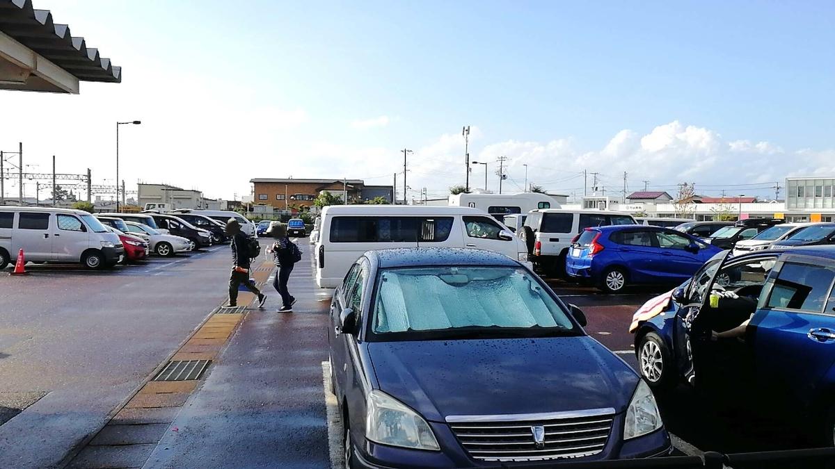 大曲の花火は車で行くには駐車場が問題です・・・!