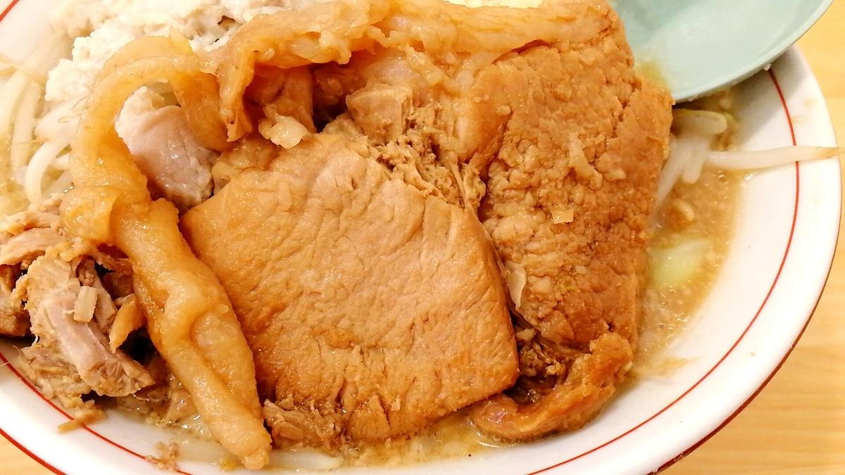 秋田市広面「よし虎」のチャーシューが美味いしすごいwww