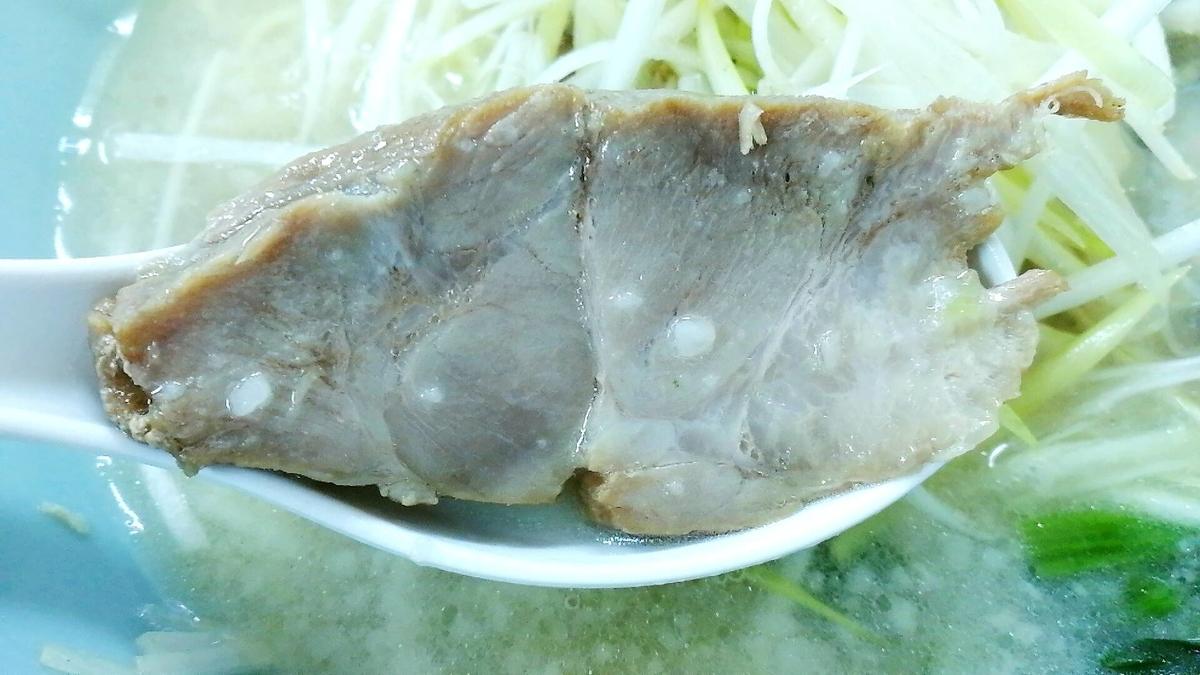 飯島ラーショのチャーシューは超美味い!