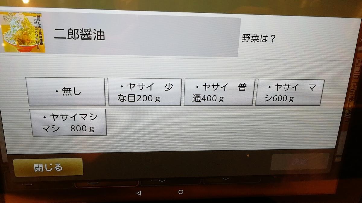 チェ・タケダは二郎系初心者に超優しい店!