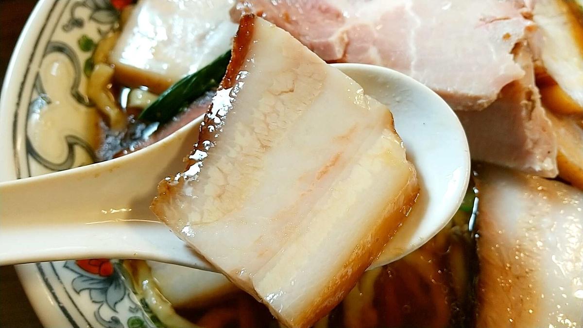 湯の台食堂の肉そば凄すぎィッwww
