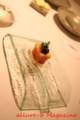 ・メジマグロとガーリックトースト(よねむら)