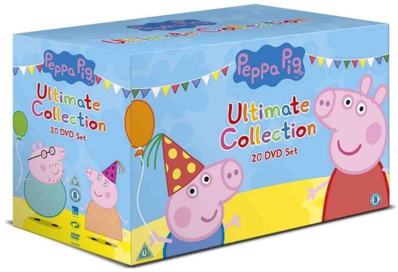 Peppa Pig: The Ultimate Boxset