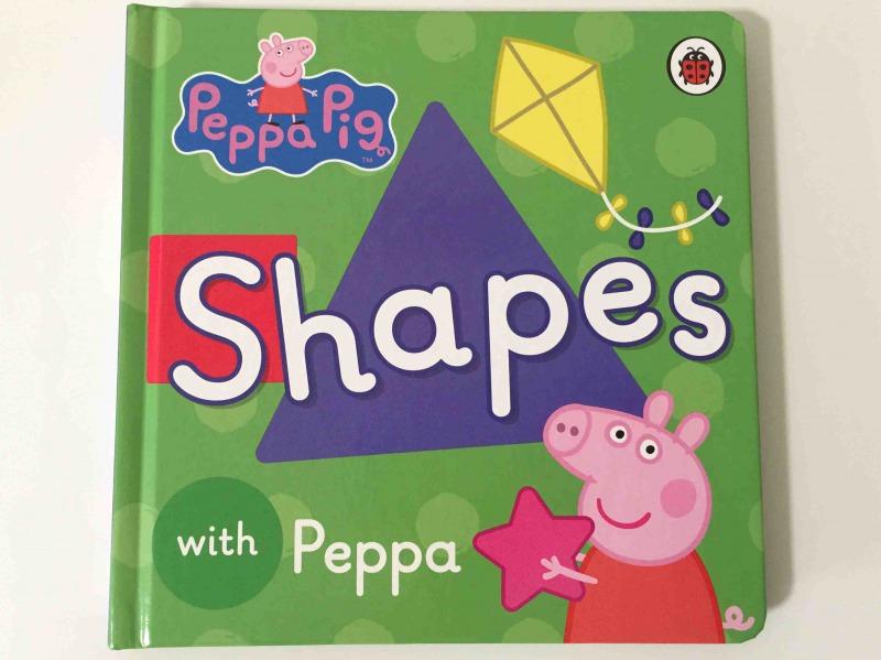 Peppa Pig Shapes