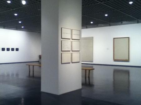 現代美術コーナー