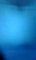 [ガラス]グラスジェム越しの風景(コバルト)