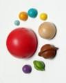 [球体]木製太陽系マグネット