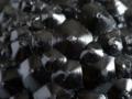 [石][球体]黒曜石打製球