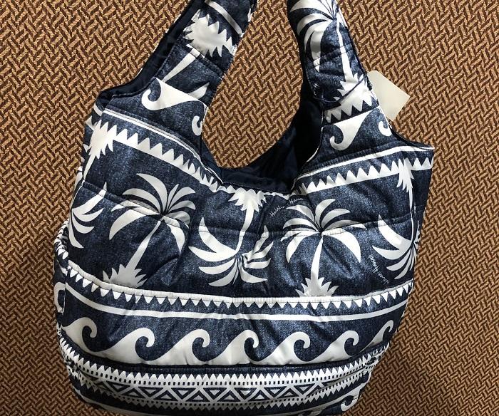 ALOHAのマザーズバッグ
