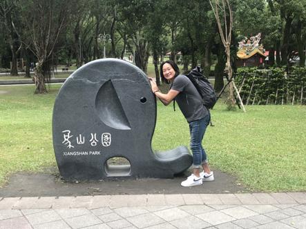 象山公園のマスコットキャラクター
