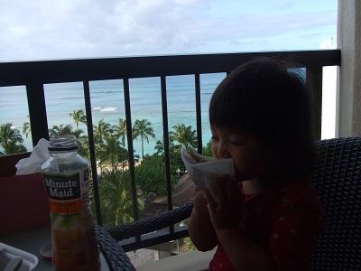 俺の娘はアロハガール  ラナイで感じる、ハワイの風♪ 男目線のハワイ旅行