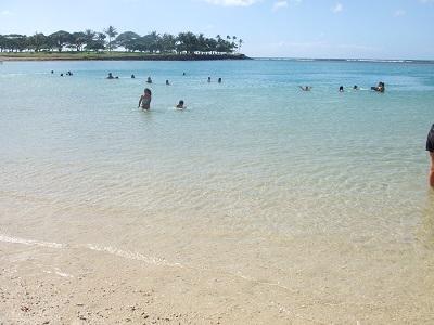Ala Moana Beach Park(アラモアナ ビーチパーク) 男目線のハワイ旅行