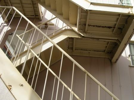 とにかく階段が好き
