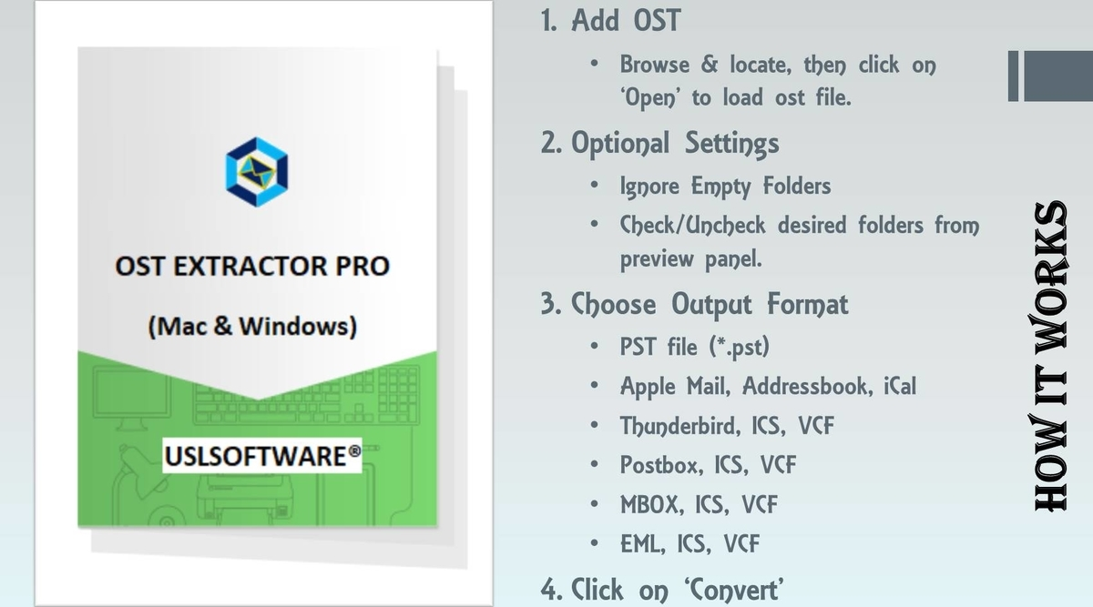 how to convert ost to mac mail
