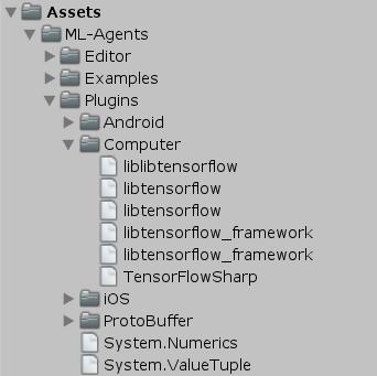 Unity ML-AgentsをWindows10で使う 2018年11月版 - tanaka's