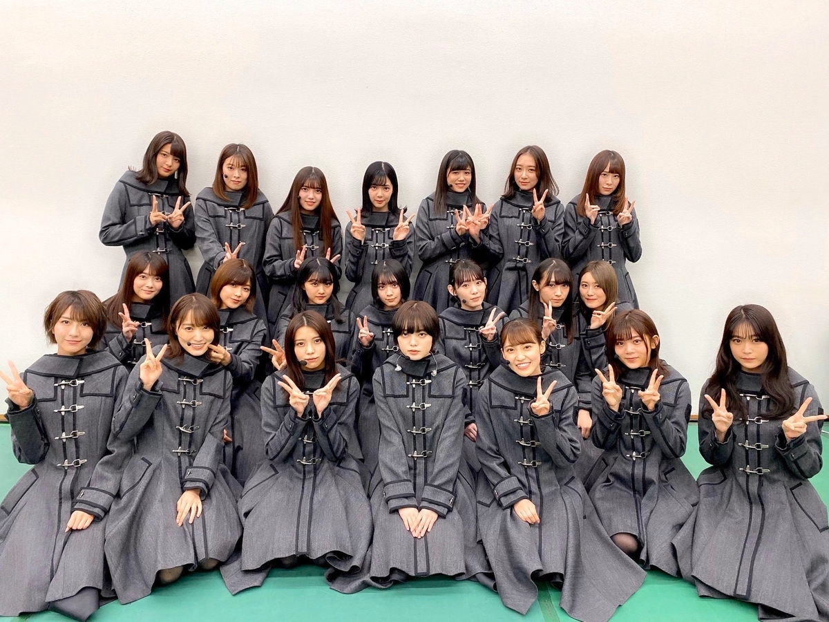 FNS歌謡祭2019 欅坂46\u201d避雷針\u201d 感想とTwitterの反応まとめ