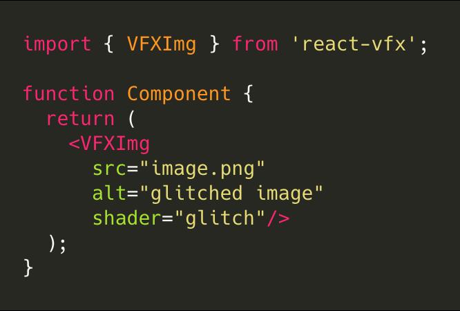 VFXImgの使い方