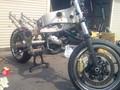 [バイク]骨格