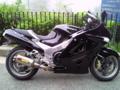 [バイク]ZZR1100Dシート張替え後